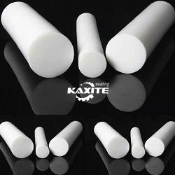Moulded PTFE Rods